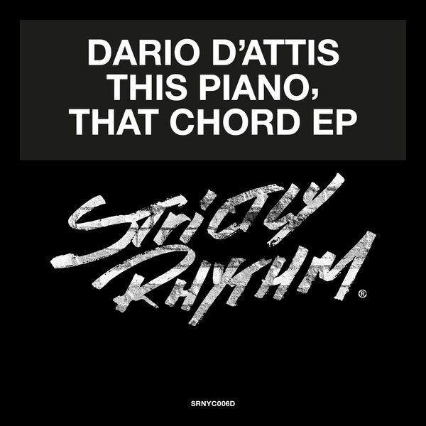 Dario D'Attis - This Piano, That Chord EP